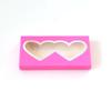 Pink paper box