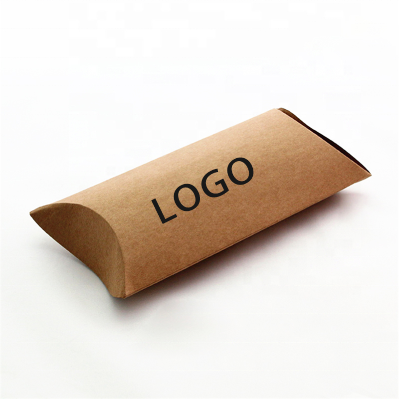 Paper Product Disposable Small Custom With Logo Apple Pie Food Grade Packaging Boxes