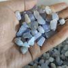 Blue chalcedony