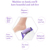Nail Drill Bit for Pedicure Women Electric Pedicure Tools Multi Foot Care Tool Callus Remover Foot File for Foot Heel Skin
