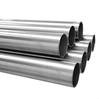 Titanium Original Manufacturer Gr1 Gr2 Titanium Seamless Welded Tube ASTM B338 Titanium Alloy Pipe Titanium Tube In Stock