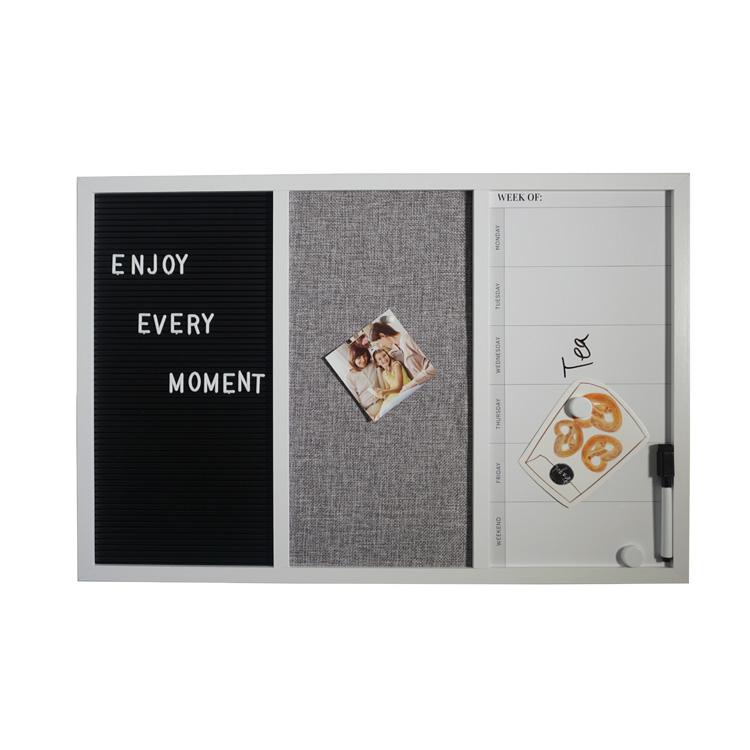 Creative Acrylic Monitor Message Fridge Memo Interactive White Board Magnet For Stic - Yola WhiteBoard   szyola.net
