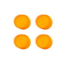 10 шт./лот переплет диска с грибным отверстием, свободное переплет для книги, кольцо, диск, переплет, ноутбук, переплет, ноутбук, офисные прина...(Китай)