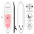 2021 Great sup high quality racing inflatable stand up paddle board