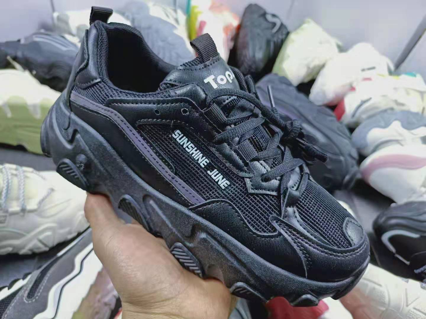 new fashion style breathe female shoes women shoes running sport sneakers mix model shoes stock outdoor high quality