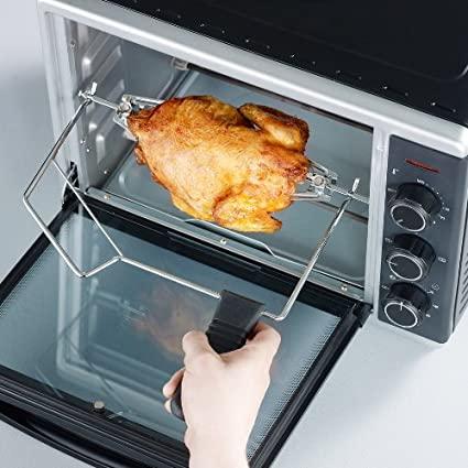 Механическая духовка, электрическая духовка с горячей пластиной, электрическая духовка и плита