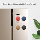Pad Holder 3M Sticker Strong Magnet Pad Key Wall Stand Mobile Magnetic Magnetic Phone Holder For IPhone 12 Pro Max