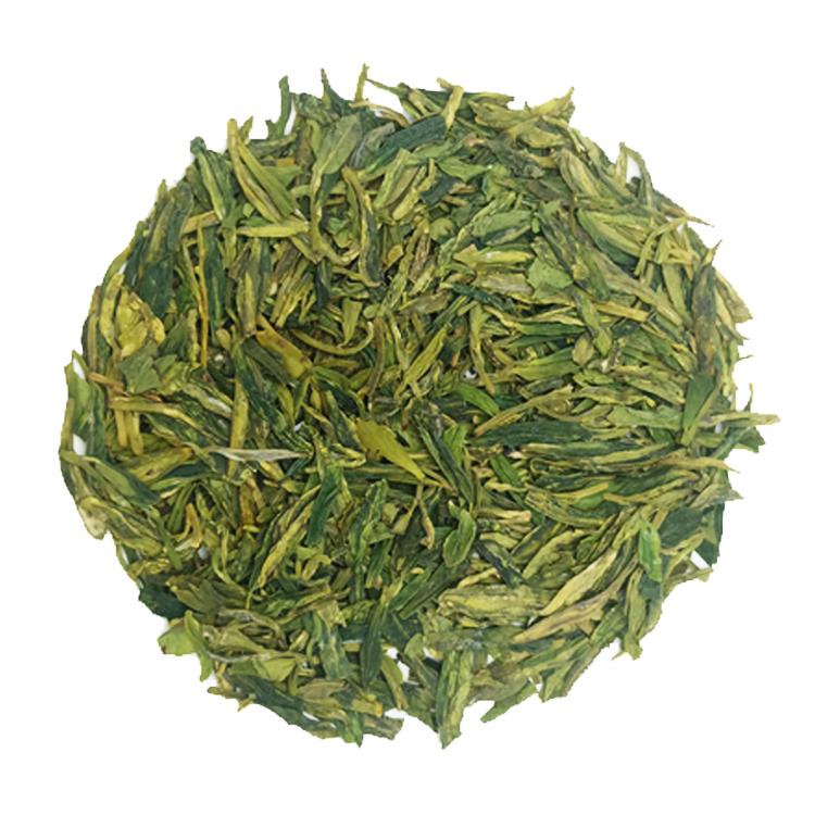 Wholesale loose leaf china longjing green diet tea with custom tea box packaging - 4uTea | 4uTea.com