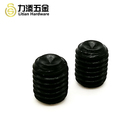 Sale Point Screws Hot Sale Din 916 Black Custom Hex Socket Cup Point Set Screw