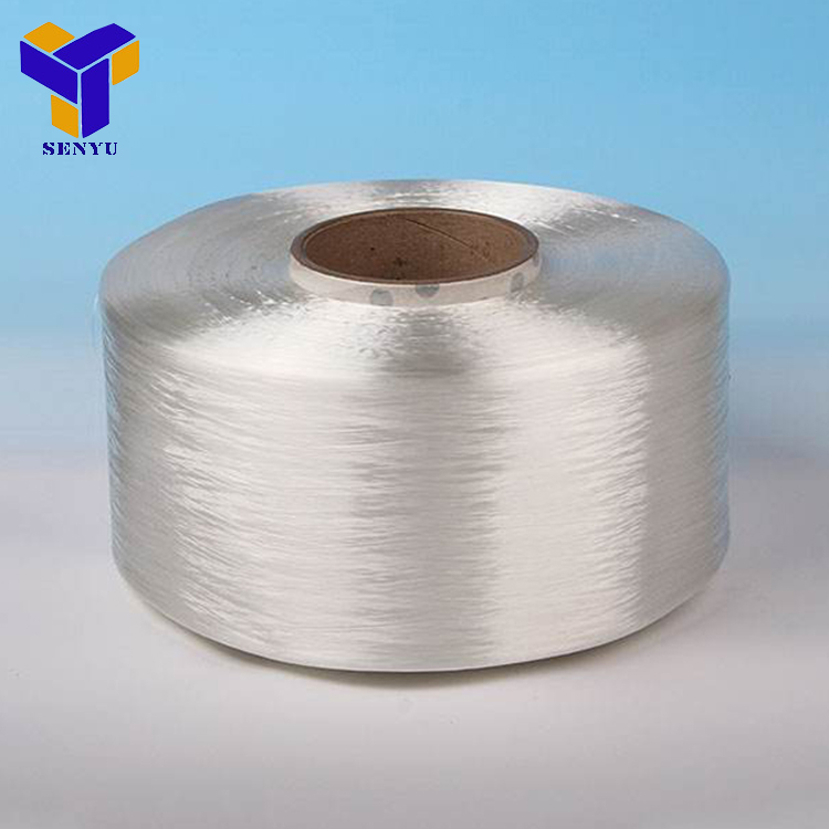 6600dtex/6000D polyester high tenacity twisted industrial yarn for rope