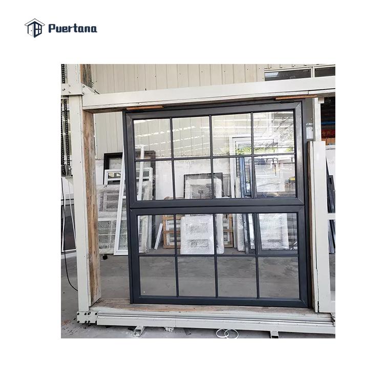 Алюминиевый вертикальный раздвижные двери и окна, пуш-ап, которые можно свернуть и сложить в окна