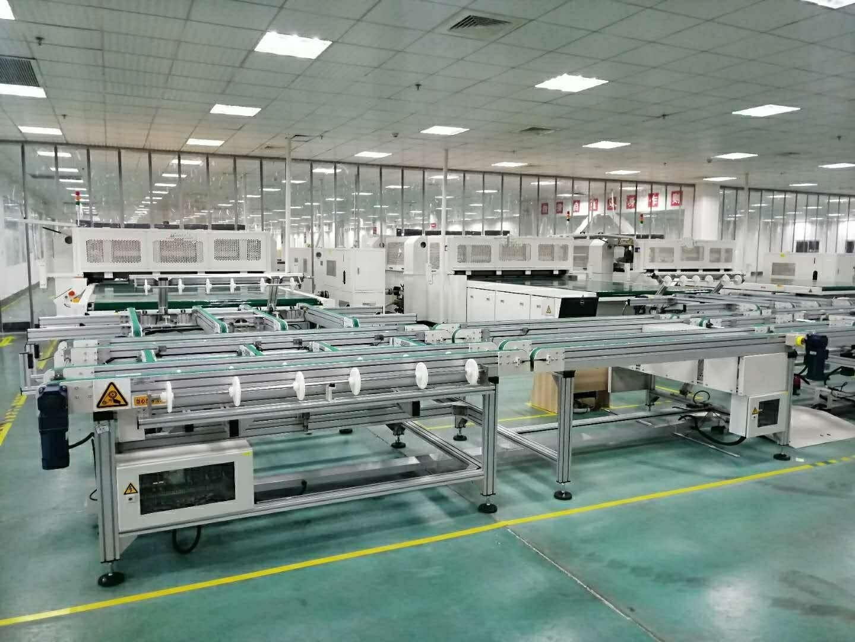 solar panel making machine 200MW solar panel production plant