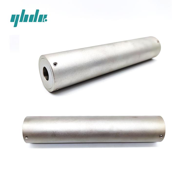 Производитель YHD QAP21, индивидуальный стальной Конвейерный ленточный роликовый Конвейерный ролик прямого цилиндра для станка с ЧПУ