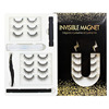 7 Pairs invisible magnetic eyelash kit