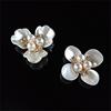 White Pearl-Three leaves