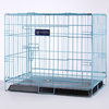 Blue cage