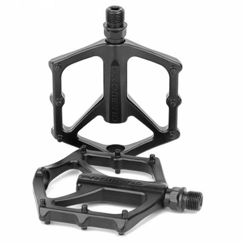 BMX Road Cycling Mountain Bike Pedal Bicycle Pedals Aluminium Sealed Bearings
