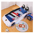Children Kids Furniture Plastic Children Car Twin Beds Kids Bedroom Furniture For Children