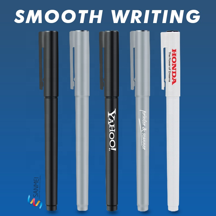 0,5 мм, большой объем, чернила, кугельрайбер, шариковая ручка, гелевые ручки с индивидуальным логотипом