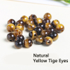 Natural Yellow Tige Eyes Stone
