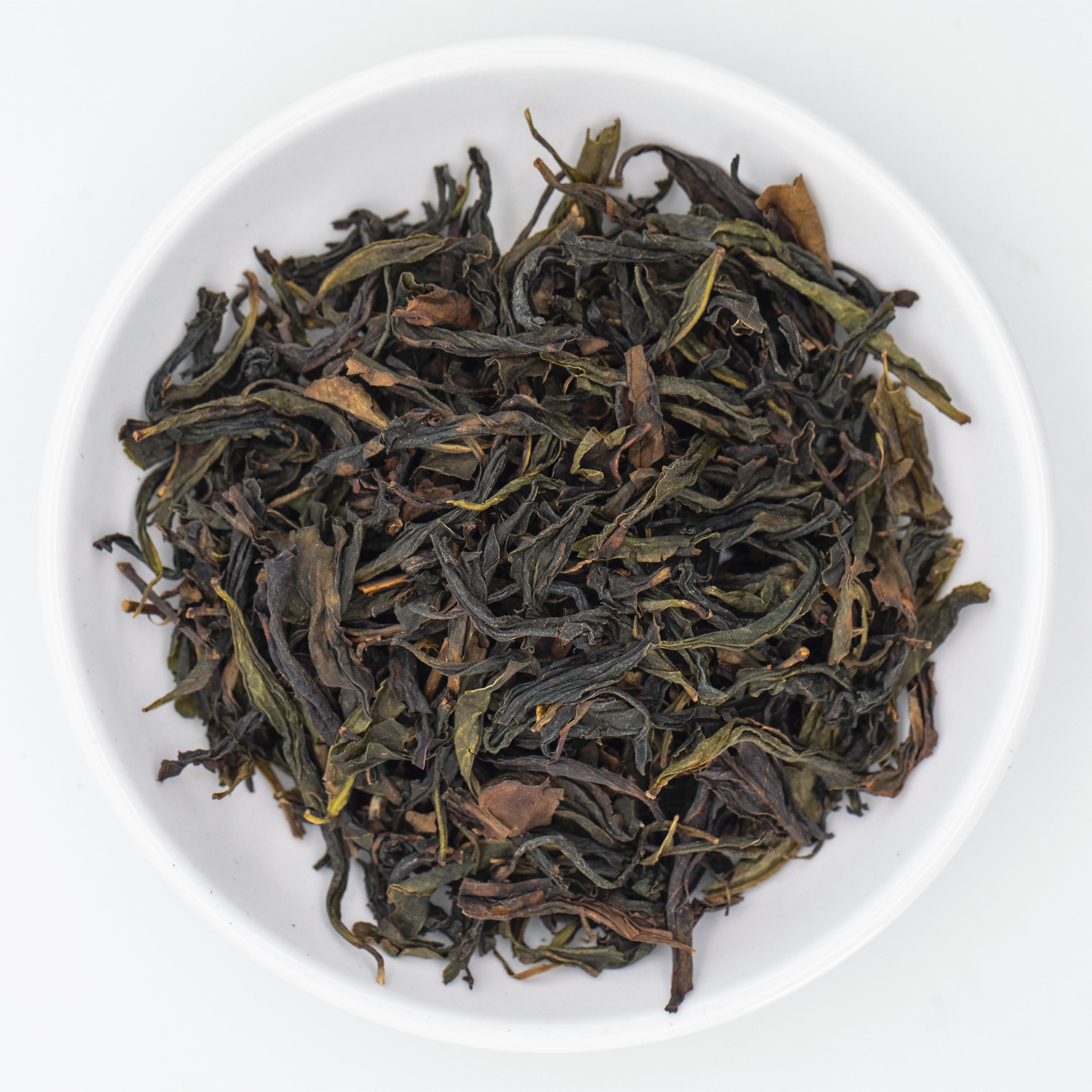 100% Organic shui xian oolong tea slimming tea certified USDA and EC - 4uTea | 4uTea.com