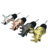 Easy Wash Metal Rhinoceros Animals Head Bottle Wine Pourer and speed pourer rhinoceros and rhinoceros wine pourer