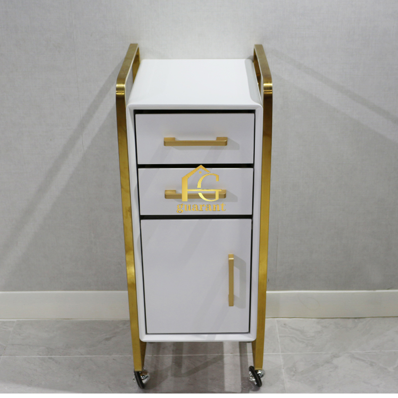 Guarant furniture good quality beauty salon serving trolley carts