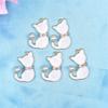 pearl cat white