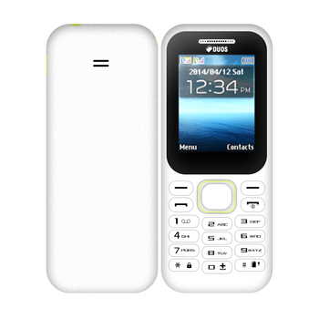 Feature Phone Mobile Phones Dual Sim Card Phone Music 2 B310E