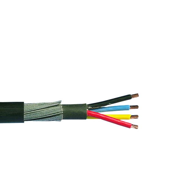 SWA Steel Wire Armoured Outdoor PVC Sheathe XLPE Cable Various Sizes /& Cores