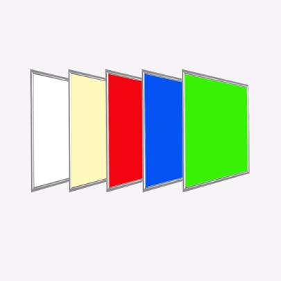 RGB led panel light