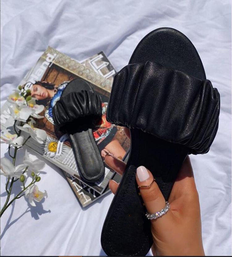 2021 г., популярные Стильные Доступные сандалии для женщин, Тапочки MS45
