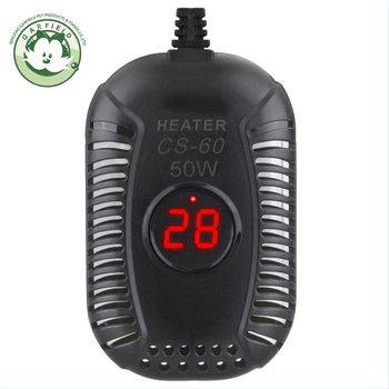 Amazon pet supply aquarium water cut off turtle stick automatic thermostat ultra-low water mini heater