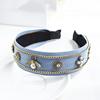 blue+Double chain