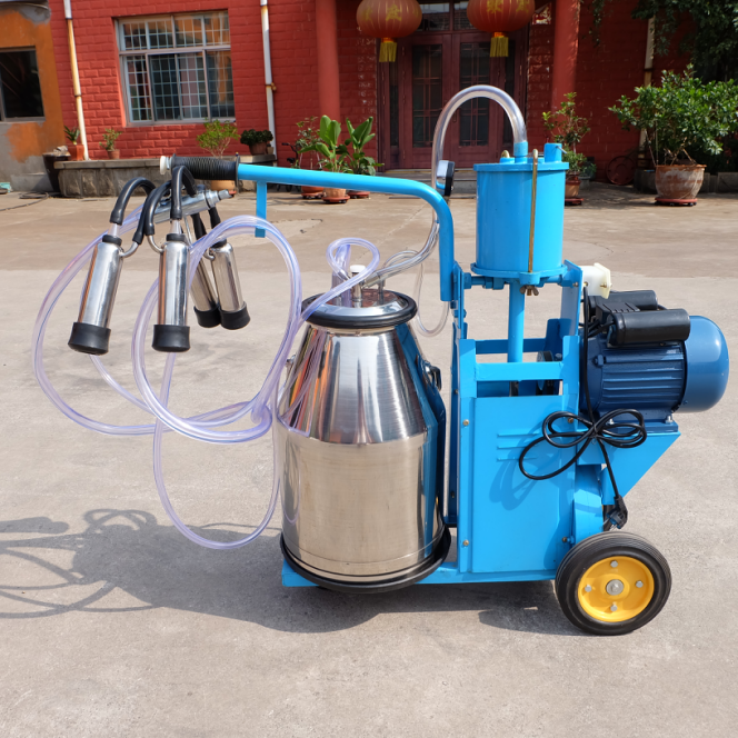 Human Milking Machine