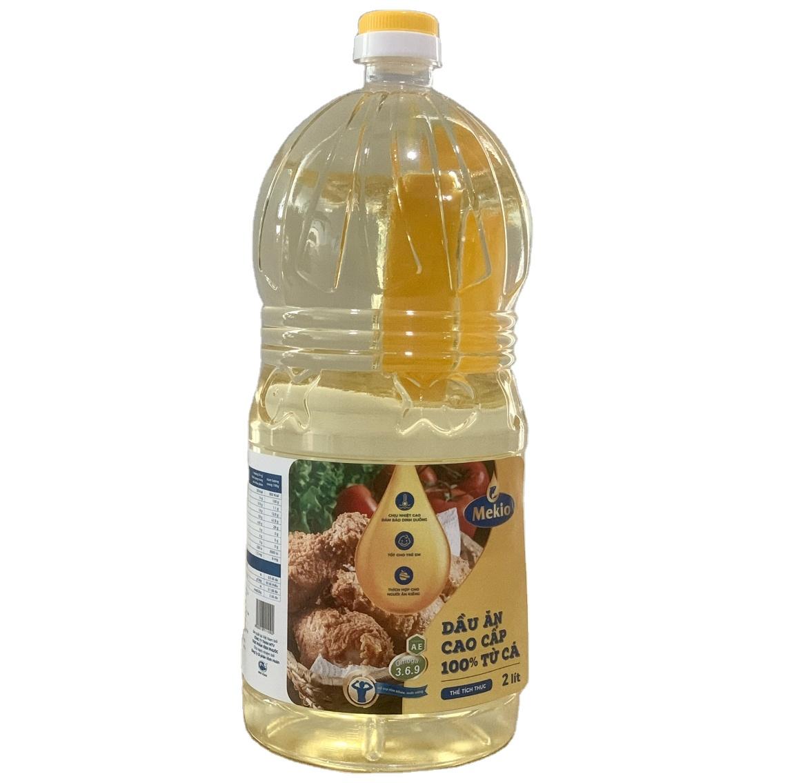 Vietnam Wholesaler Bulk fish oil Supplier,  Refined Fish Oil Cooking Oil
