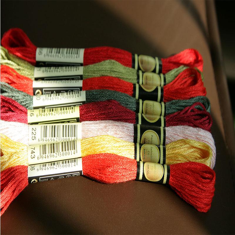 Similar DMC Cross Stitch Cotton Embroidery Thread Floss Sewing Skeins Craft CXC Cross Stitch line