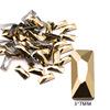 7# 3*7mm Strip Gold