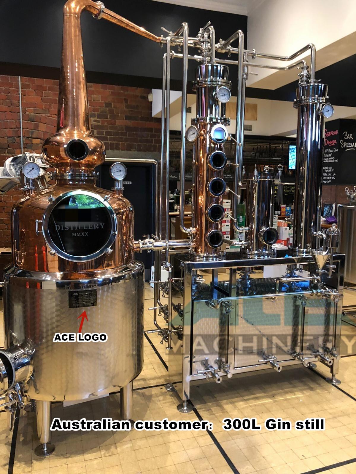 Australian distillation