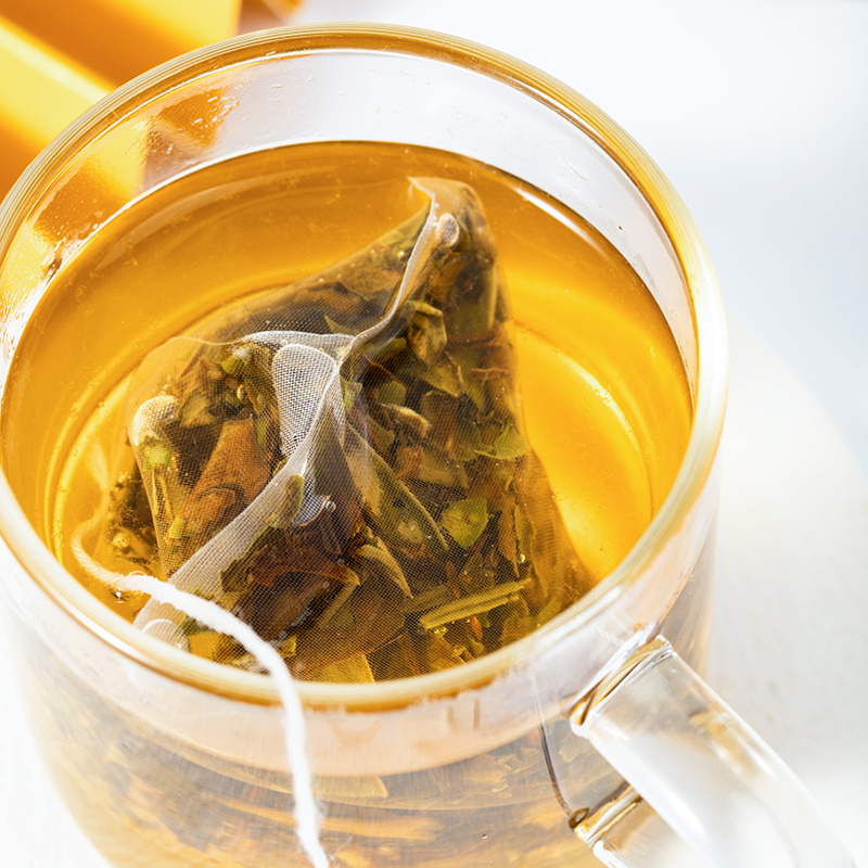 Fragrance Fresh Organic Herbal Silver Needle Leaves Tin Set Lemon White Tea - 4uTea | 4uTea.com