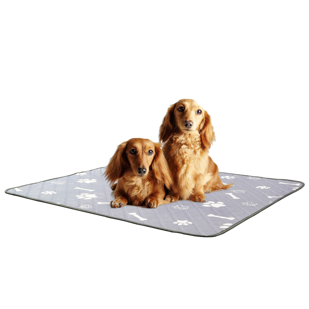 Hot sale Large Size 4 Layer Super Absorbent Waterproof Non Slip Reusable Washable Training Dog Pet Pee Pads