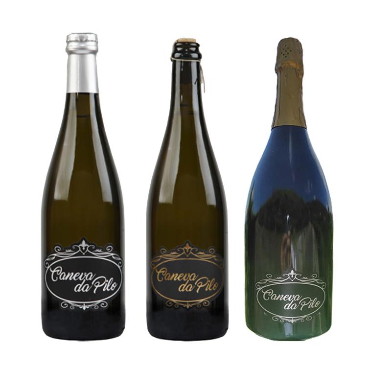 Fruity Fresh white sparkling drink 750ml frizzante sweet sparkling wine