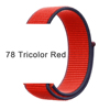 78 Tricolor Red