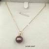 AAA Purple 10-11 round pearl