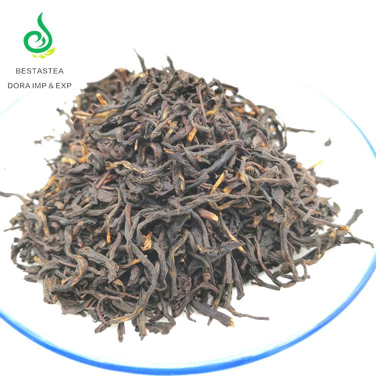 Factory Wholesale Grade A Wuyi Rock tea Chinese fujian Tea flavor Smoky Lapsang souchong Black tea - 4uTea | 4uTea.com