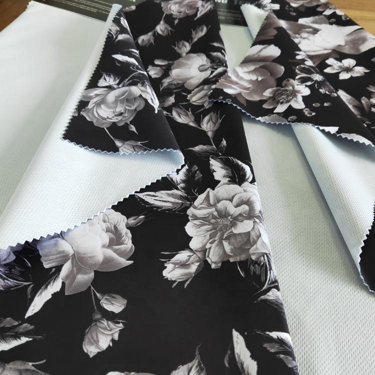 New design tear-resistant jersey type 275GSM bonding fabric