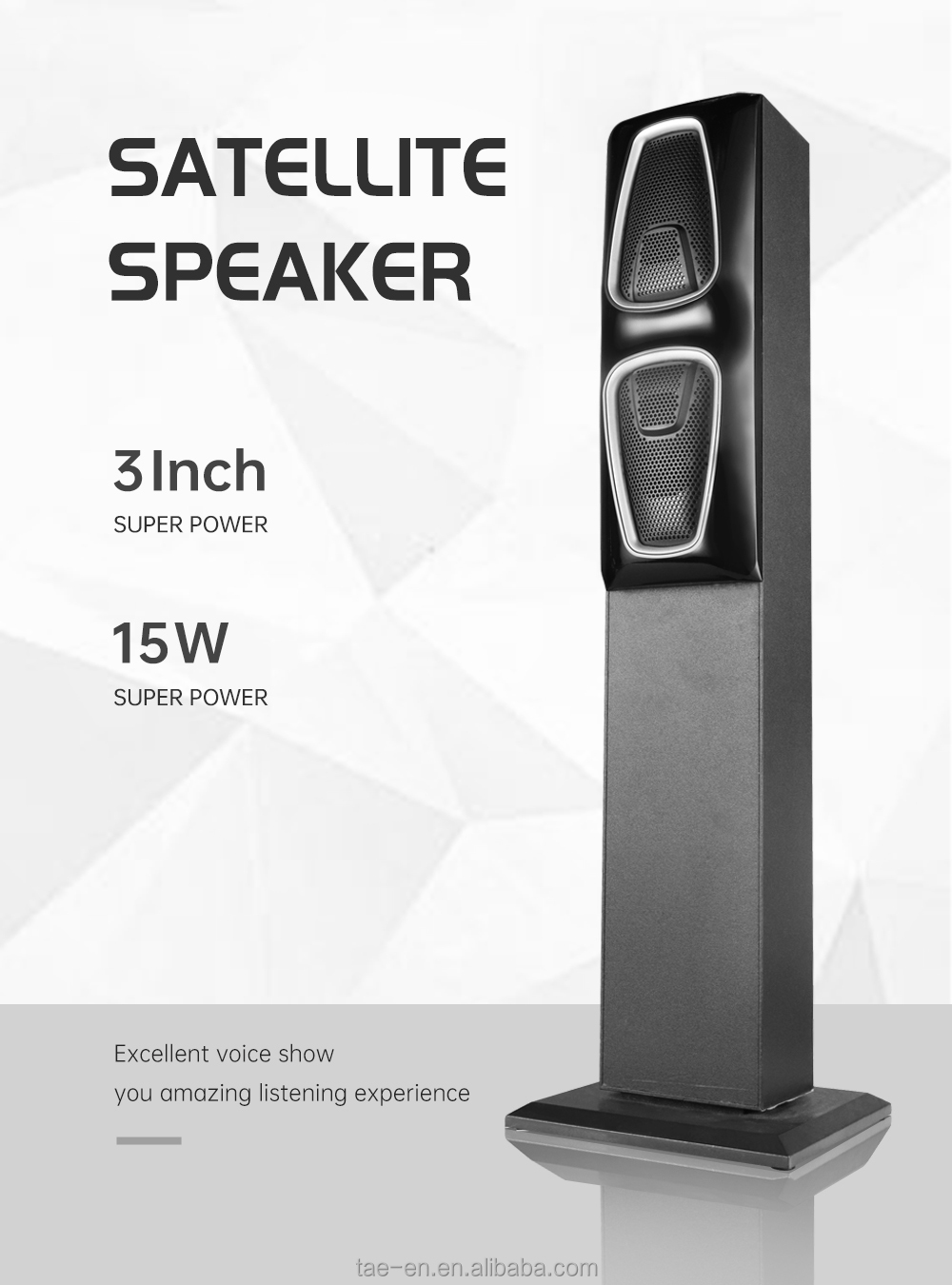 TK-891 2.1 3.1 5.1 Home Theater System 2.1 3.1 5.1 speakers With BT/FM/USB/MP3/SD/remote control