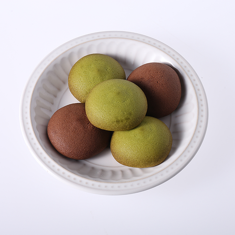 The newest matcha chocolate biscuit cookies biscuits with best quality