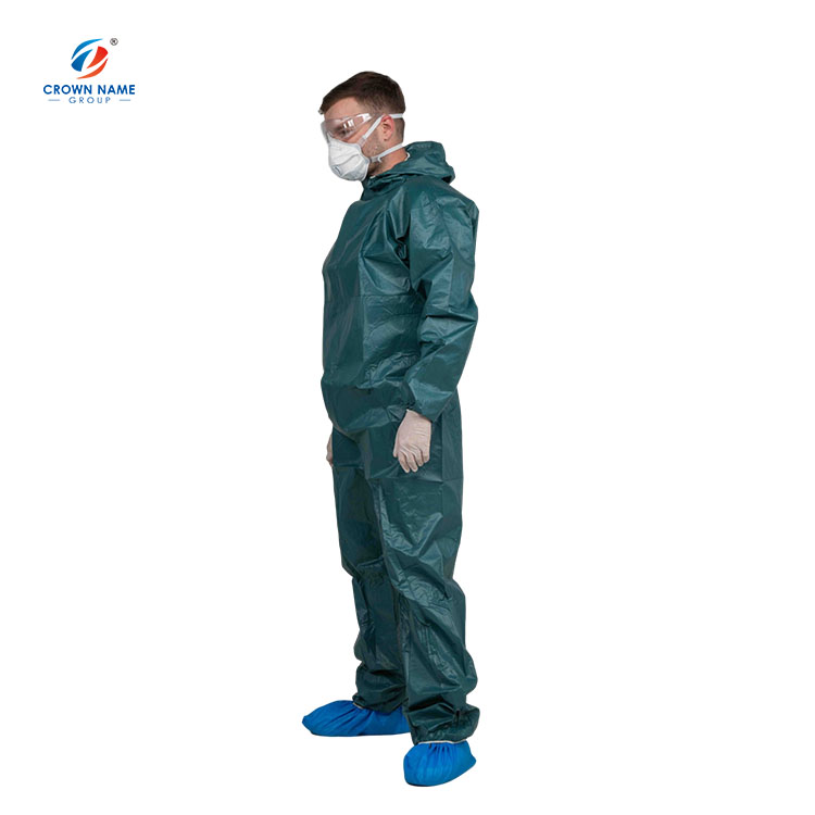 Durable in use disposable coverall medical water proof Protection coat - KingCare | KingCare.net