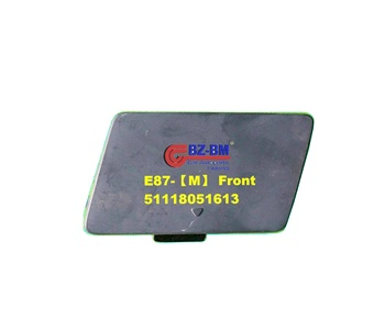 The front and rear bumper trailer cover hook trim panel is suitable for THE BMW F15 F18 F20 F22 F25 F30 F35 model 51118051613